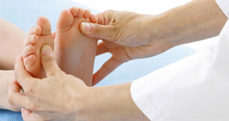 Chiropody & Foot Care Services